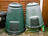 3 BLACKWEALL COMPOSTERS FOR SALE.
