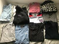 Men's / boys clothes bundle
