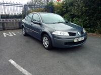 Renault Megane (2007) 83k miles Saloon 1.5 dCi Expression 4dr Diesel 100BHP