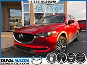 2017 Mazda CX-5 GS + TOIT OUVRANT + CUIR + BLUETOOTH