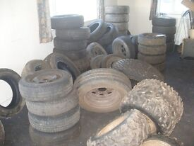 Secondhand Tyres Inc 4x4 Must Be Cleared ASAP £7 Each
