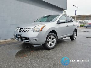 2009 Nissan Rogue SL Premium Package! Loaded!