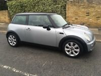 2005 AUTOMATIC MINI COOPER LOW MILEAGE AIR CONDITIONING LEATHER TRIM AUTO MINI COOPER