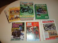 Classic Motorcycle magazines