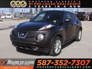 2011 Nissan Juke SV / AWD / Sunroof / Heated Seats