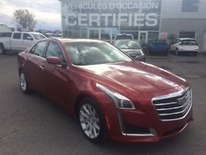 2015 Cadillac CTS 3.6L Luxury AWD CUIR, TOIT PANO