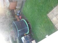 kids FREE 10ft trampoline