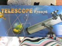 ASTRONOMICAL TELESCOPE NEW