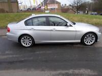 BMW 3 SERIES 2.0 320D SE BUSINESS EDITION 4d AUTO 181 BHP (silver) 2010