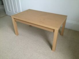 FREE- Lovely pine coffee table