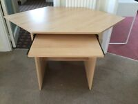 Office desk and cabinet furniture