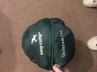 Easy camp quantum lux single sleeping bag