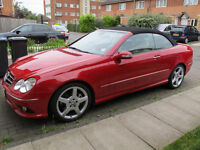 Mercedes-Benz CLK280 AMG Sport Auto *Low Mileage*