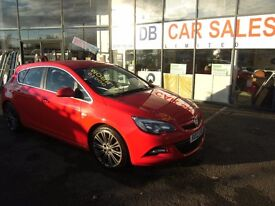 2012 12 VAUXHALL ASTRA 1.6 SRI VX-LINE 5D 113 BHP **** GUARANTEED FINANCE **** PART EX WELCOME