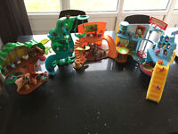 Moshi Monsters - characters and sets