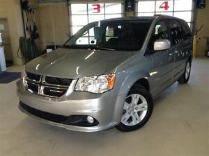 2016 Dodge Grand Caravan CREW.CAMERA DE RECUL.BLUETOOTH.CLIM TRI