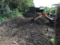 Digger hire Kent/East Sussex