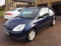 Ford Fiesta 1.25 Finesse, 05 plate, 63k miles