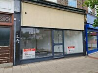 shop available for long lease on very good location, ideal for small business office use