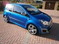 RENAULT TWINGO 133 RS CUP WITH NEW MOT
