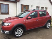 Dacia stepway 27500 miles clean car inside and out will come with a years mot full service history