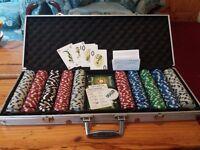 500 Piece Texas Hold Em Chips