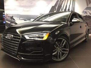 2015 Audi S3 TECHNIK 19'' RED CALIPER SUSP. MAGNETIQUE