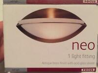 £5 Wall light , brand new | collection only