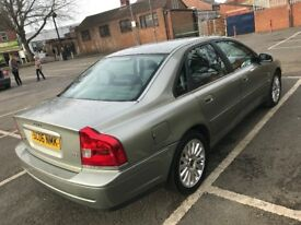 Volvo S80 SE LUX 2006 2.4L Diesel Automatic