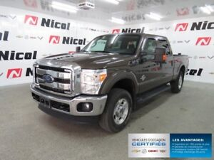 2015 FORD F-250 SUPER DUTY 4WD CREW CAB 156'' WB