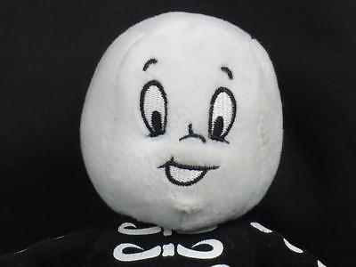 CASPER THE FRIENDLY GHOST SKELETON COSTUME BOO HALLOWEEN  PLUSH STUFFED ANIMAL - Casper Friendly Ghost Halloween Costume
