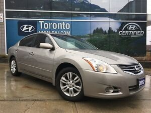 2012 Nissan Altima 2.5 S (CVT) WOW!! CLEAN!!