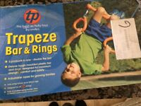TP Trapeze Bar and Rings