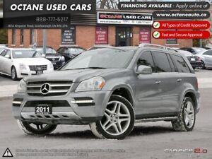 2011 Mercedes-Benz GL-Class ACCIDENT FREE! ONTARIO VEHICLE! D...