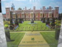 THE COUNTRY HOUSE COLLECTION 3 CD NATIONAL TRUST BRAND NEW.