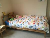 Ikea single bed FJELLSE