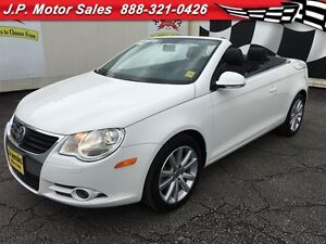 2008 Volkswagen Eos 2.0T, Automatic, Leather, Convertible