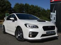 SUBARU WRX STI 2.5 WRX STi Type UK (white) 2015