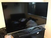 """Philips 40"""" 4K 3D TV (broken)"""