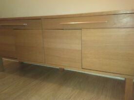 Cabinet or storage cupboard (living room)