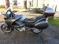 HONDA NT700V DEAUVILLE 2006, heated grips, MOT till Sept 2018, New rear Tyre