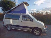 Mazda Bongo 4 birth camper