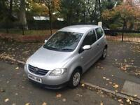 2006 VOLKSWAGEN FOX 1.2 URBAN 1.2 PETROL HATCHBACK MANUAL 12 MONTH MOT FULL SERVICE HISTORY 62K ONLY
