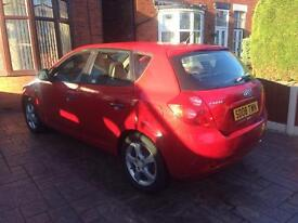 2008 Kia Ceed SR 1.6 5 Speed Manual 58K Miles MOT may 2017 Would consider offers