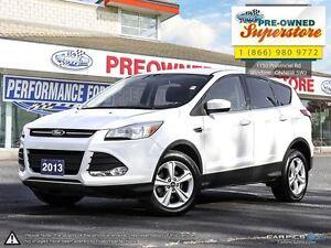2013 Ford Escape ---SE, LOW KMS, gas saver---