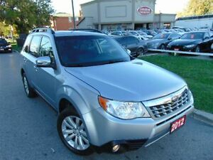 2012 Subaru Forester LIMITED NAVIGATION LEATHER SUNROOF AWD