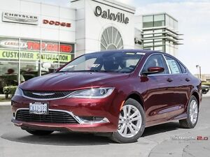 2016 Chrysler 200 LIMITED | DEMO | OPEN SUNDAYS | BLOWOUT SALE |