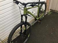 Bike Whyte 603 2020 model £500