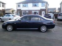 Rover 75 Connoisseur SE CDTi Auto Turbo Diesel.