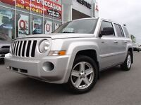 2010 Jeep Patriot AWD AWD, AIR CONDITIONING, SUNROOF